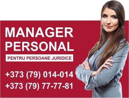 Personal manager. Birou de traduceri în Moldova Diplom