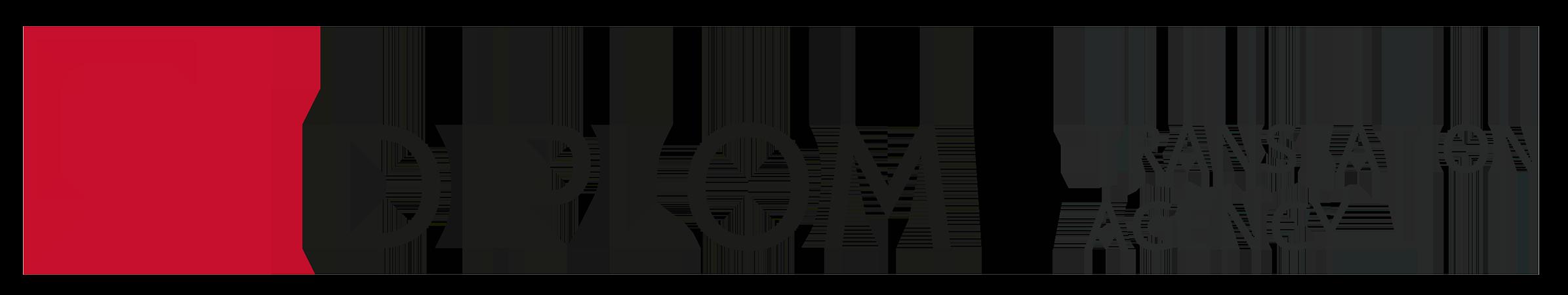 Logo Diplom en